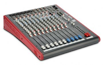 Allen & Heath ZED-1402 multi purpose stereo mixer